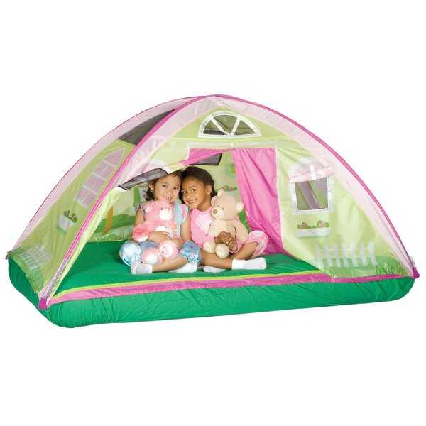 Cottage Bed Play Tent with Carrying Bag by Pacific