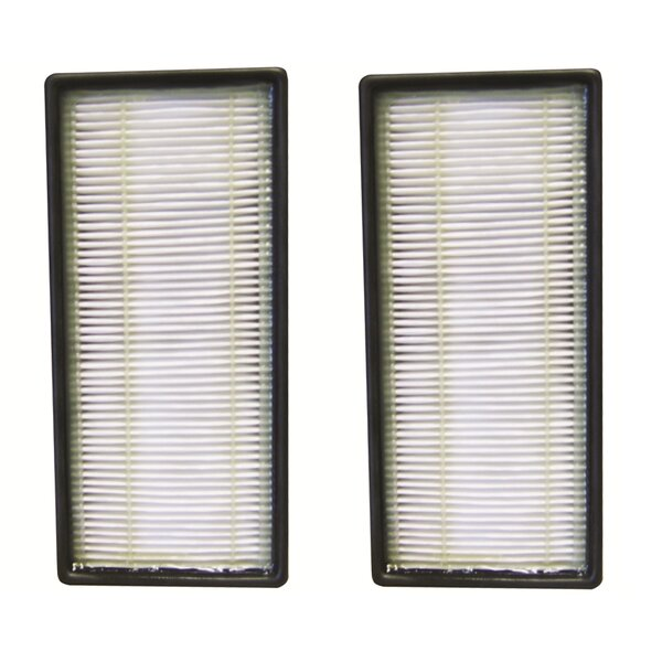 True HEPA Air Purifier Replacement Filter (Set of 2) by Honeywell
