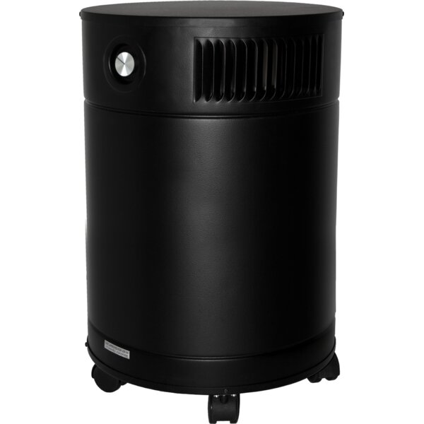 AirMedic Pro 6 Plus Vocarb-UV Room HEPA Air Purifier by Aller Air