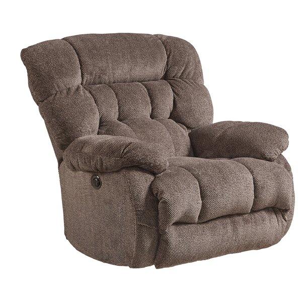Ormskirk Lay Flat Power Recliner By Red Barrel Studio