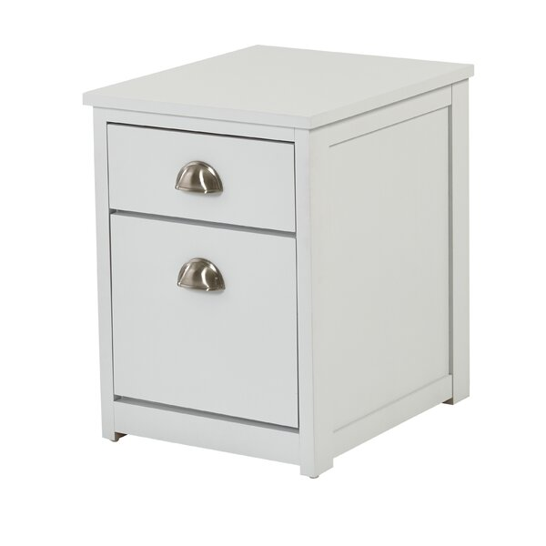 Andrees 2-Drawer Vertical Filing Cabinet