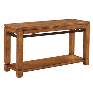 Grand Dunes Console Table by Emerald Home Furnishings