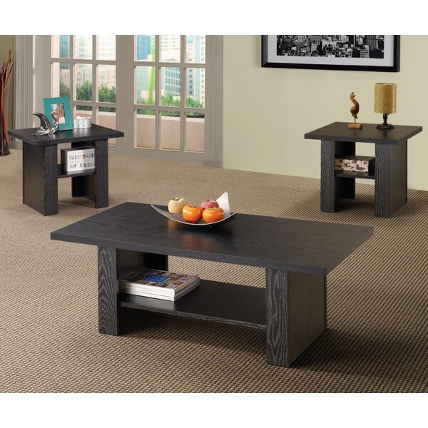 Youngtown 3 Piece Coffee Table Set by Wildon Home ®