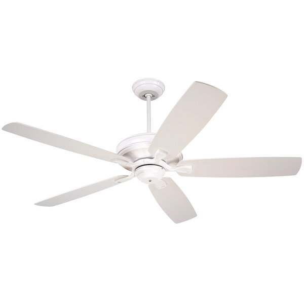 60 Millersport 5 Blade Ceiling Fan by Red Barrel Studio