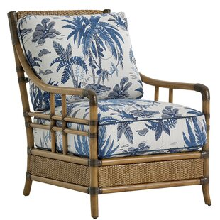 Affordable Twin Palms Seagate Armchair by Tommy Bahama Home