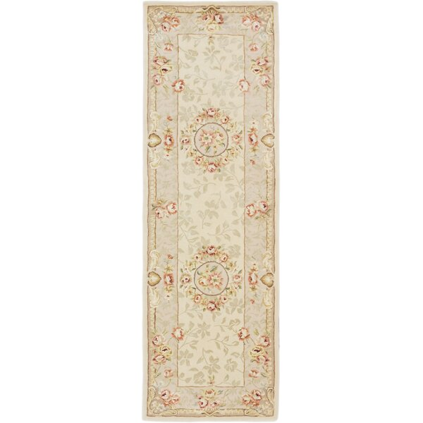 Labastide Hand-Tufted Cream Area Rug by August Grove
