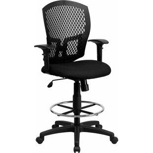 Krull Mesh Drafting Chair