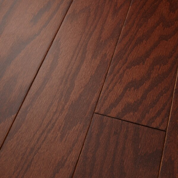 Americano 3 Engineered Oak Hardwood Flooring in Old Bronze by Welles Hardwood