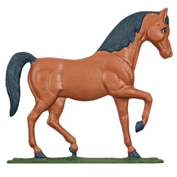 Horse Mailbox Ornament by Whitehall Products
