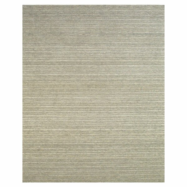 Monadnock Hand-Tufted Smoke Area Rug by Union Rustic
