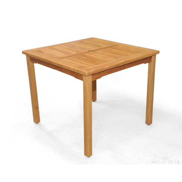 Bistro Table by Regal Teak