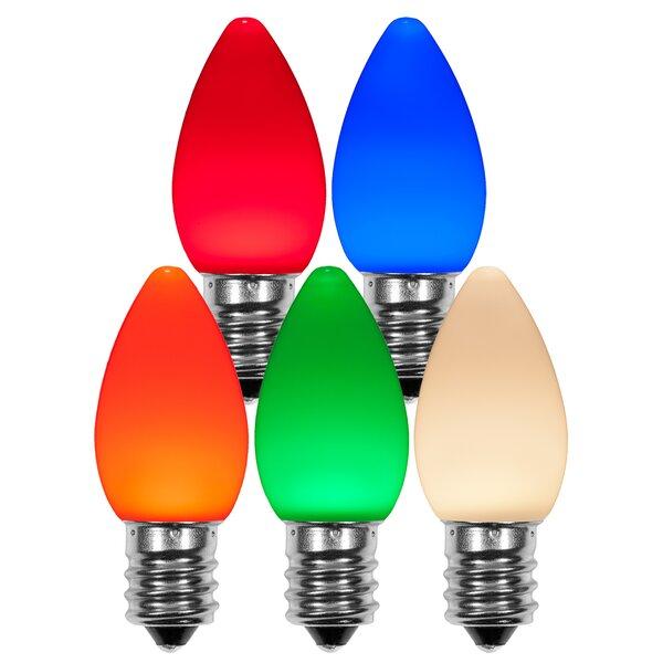 120W E12/Candelabra LED Light Bulb (Set of 25) by Wintergreen Lighting