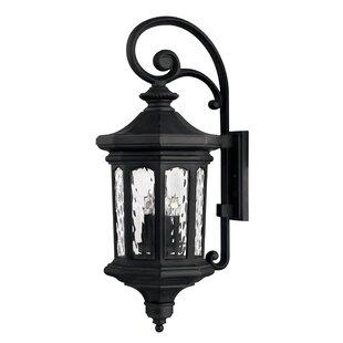 Raley 4-Light Outdoor Wall Lantern by Hinkley Lighting