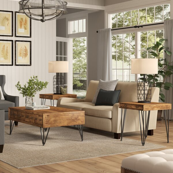 Bayle 3 Piece Coffee Table Set By Laurel Foundry Modern Farmhouse