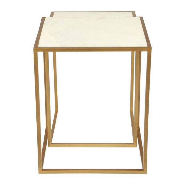 Cagney 2 Piece Nesting Tables By Mercer41