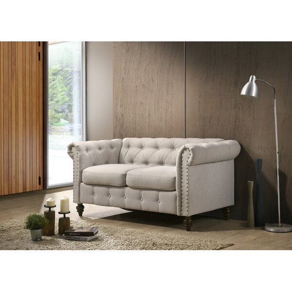 Sequoia Loveseat by Canora Grey