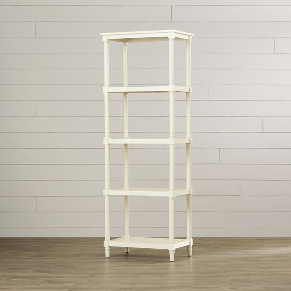 Roberts Sheft Etagere Bookcase by August GroveRoberts Sheft Etagere Bookcase by August Grove