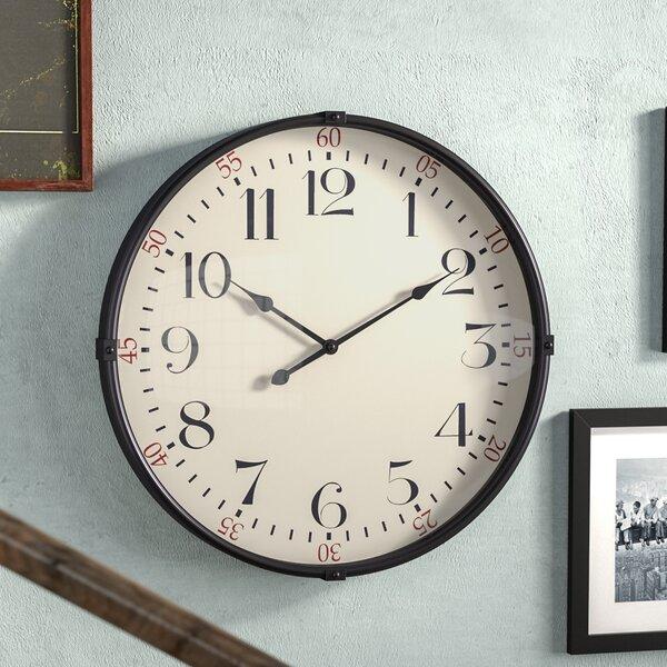 28 Wall Clock by Trent Austin Design