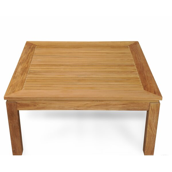 Romriell Teak Coffee Table by Loon Peak