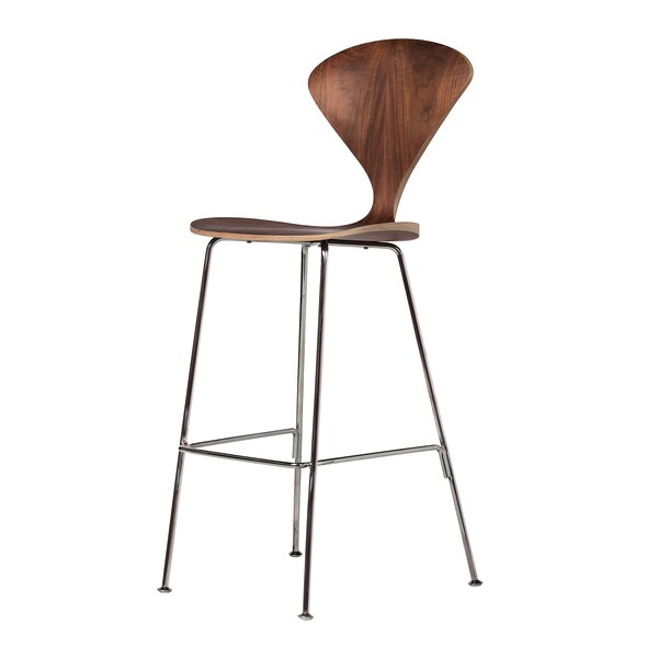 Andenwood Mid Century 29 Bar Stool by Foundry Select