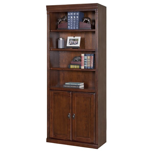 Huntington Oxford Standard Bookcase by Martin Home Furnishings