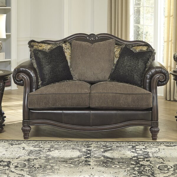 The Most Stylish And Classic Bathurst Loveseat by Astoria Grand by Astoria Grand