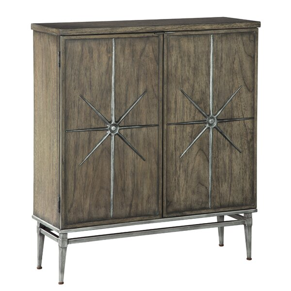Poynter Star 2 Door Accent Cabinet by Foundry Select Foundry Select