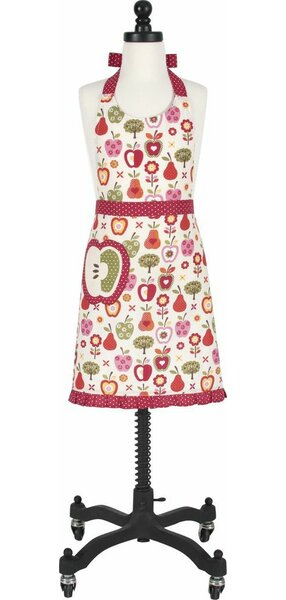 An Apple a Day Apron by Handstand Kids