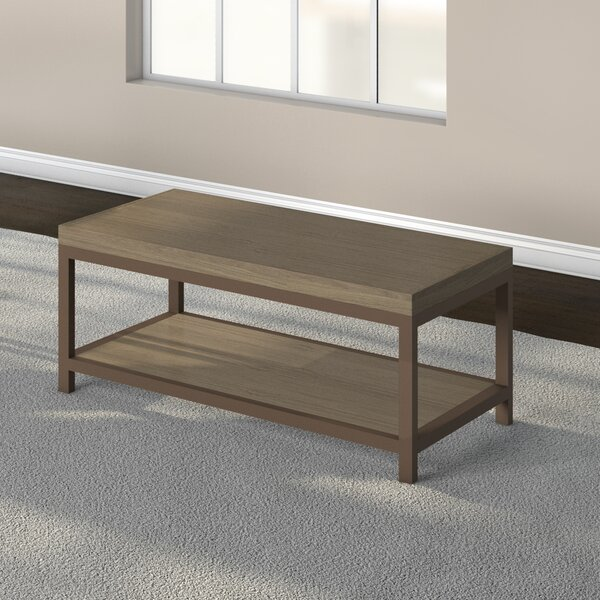 Circuit Condo Coffee Table by Caravel