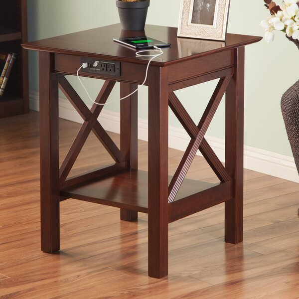Dowdle End Table by Andover Mills