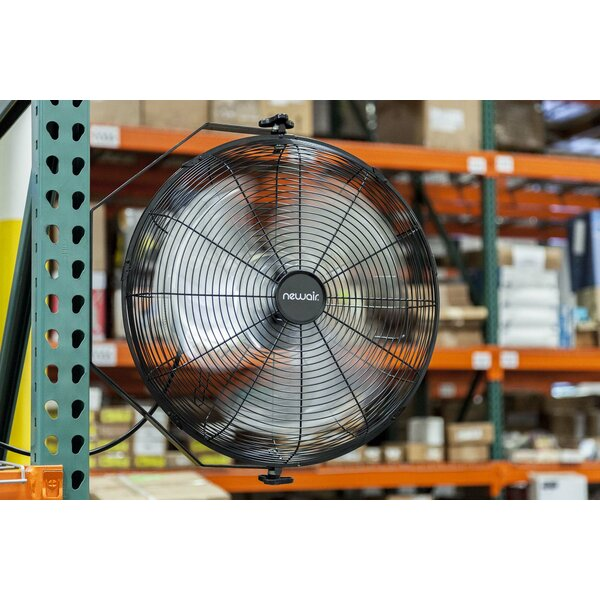 High Velocity Wall Fan by NewAir