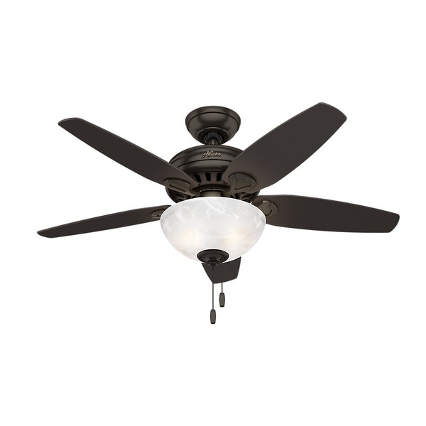 44 Cedar Park 5 Blade Ceiling Fan by Hunter Fan