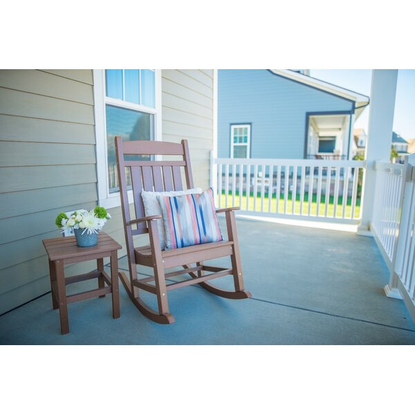 Parryville Rocking Chair by Rosecliff Heights