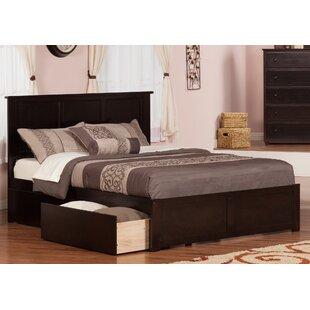 Read Reviews Amir Platform Bed with Drawers ByGrovelane Teen