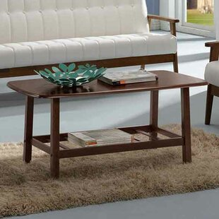 Bianco Coffee Table with Tray Top
