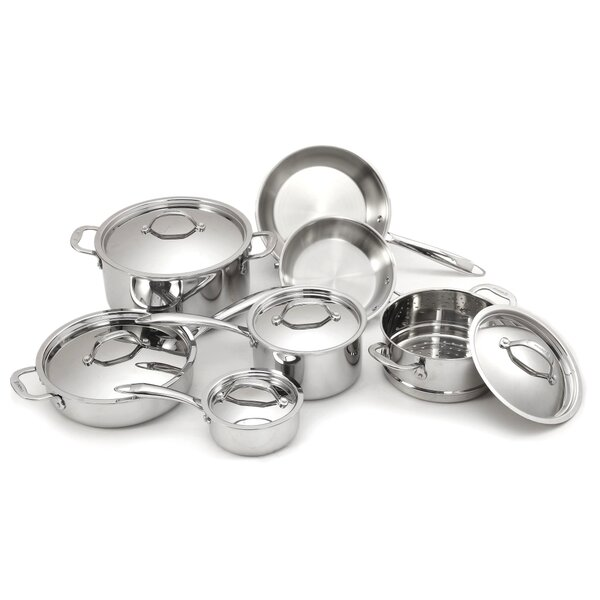 Super Elite 12 Piece Cookware Set by Cuisinox