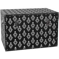 Damask Storage Trunk by Oriental Furniture