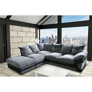 Chicago 4 Seater Corner Sofa