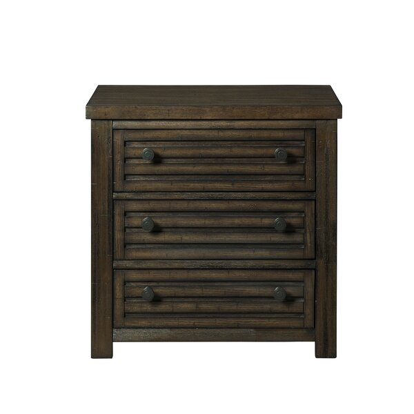 Panola 2 Drawer Nightstand by Gracie Oaks