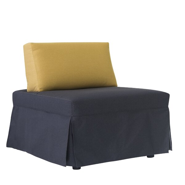 Jeanne Convertible Chair by Latitude Run