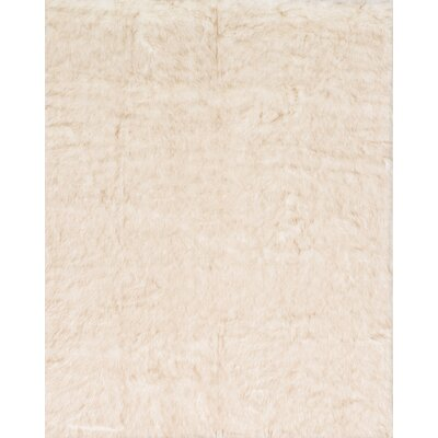 Union Rustic Ashleigh Faux Fur Ivory Beige Area Rug Union Rustic Rug Size Rectangle 3 X 5 From Wayfair North America Daily Mail
