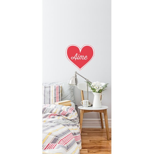 Mia & Co Aime Wall Decal by ADZif
