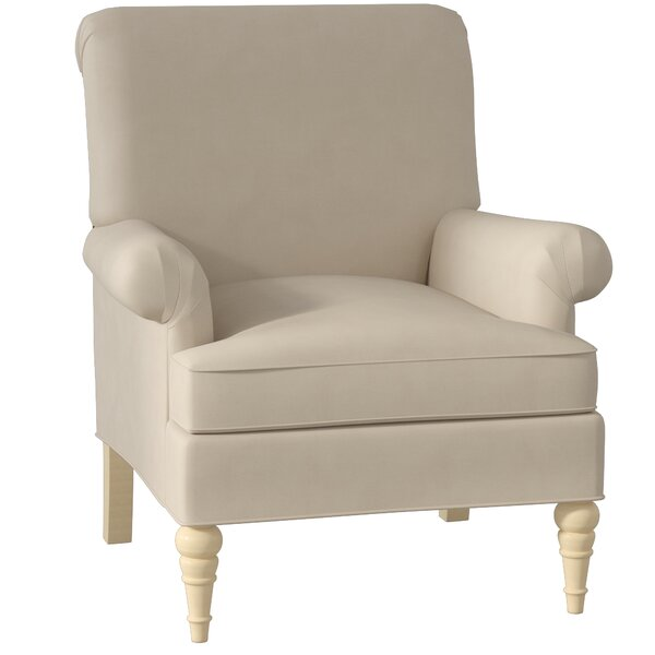 Transitional Arm Chair by Paula Deen Home