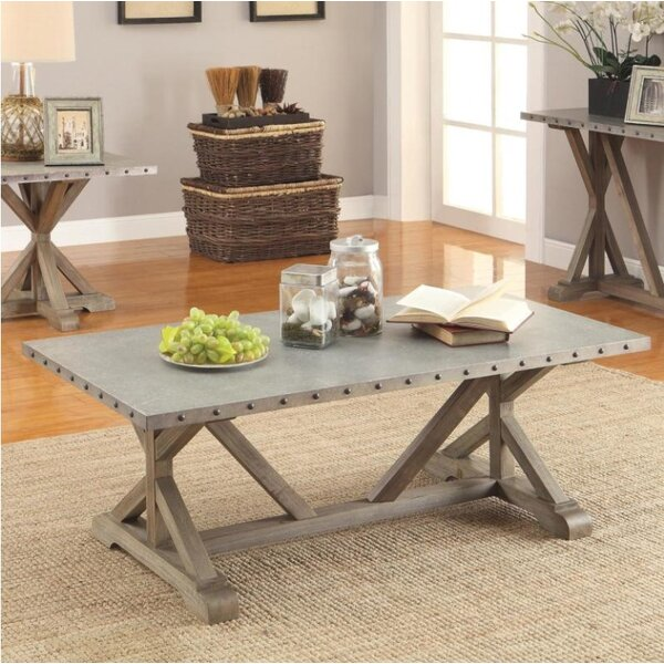 Fabienne Coffee Table by Gracie Oaks