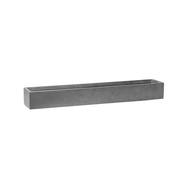 Drye Rectangular Garden Stone Planter Box by Williston Forge