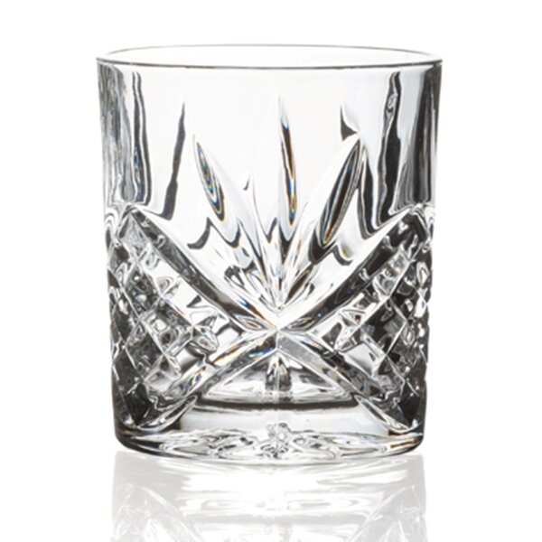 Ashford 11 oz. Old Fashioned Glass (Set of 4) by Brilliant