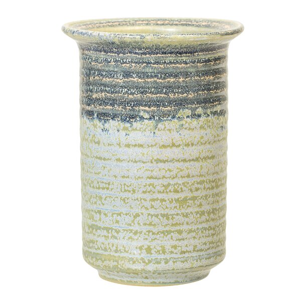 Kolten Stoneware Table Vase by Highland Dunes