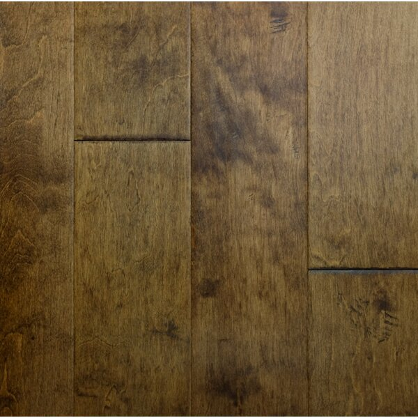Modern Home 5 Engineered Birch Hardwood Flooring in Earthen by Albero Valley