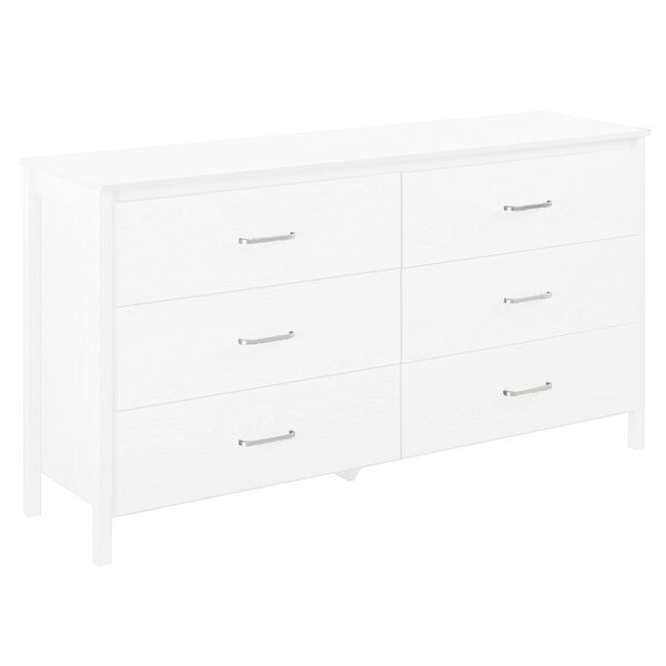 Lupe 10 Drawer Double Dresser by Latitude Run
