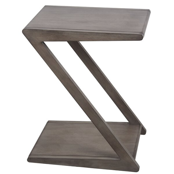 Belz Z End Table by Ebern Designs